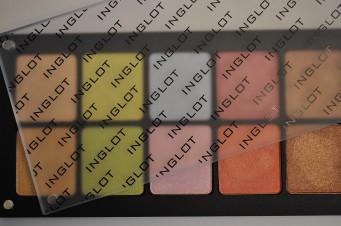 Inglot Palette 0