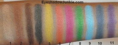 Mac Pro Longwear Eyeshadow