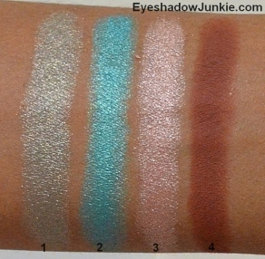 Makeup Geed Foiled 2