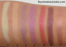 Makeup Forever Artist Shadows