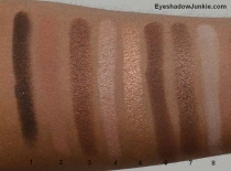 Too Faced Chocolate Bar 1