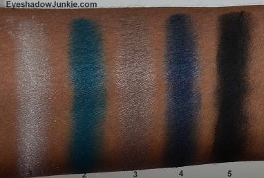 Estee Lauder Blue Dahlia Palette