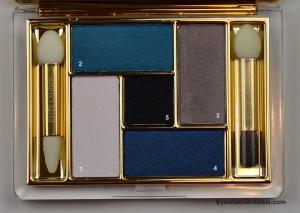 EL Blue Dahlia palette swatch