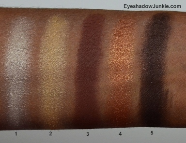 Estee Lauder Bronze Dunes Palette