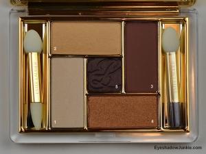 EL Bronze Dunes palette