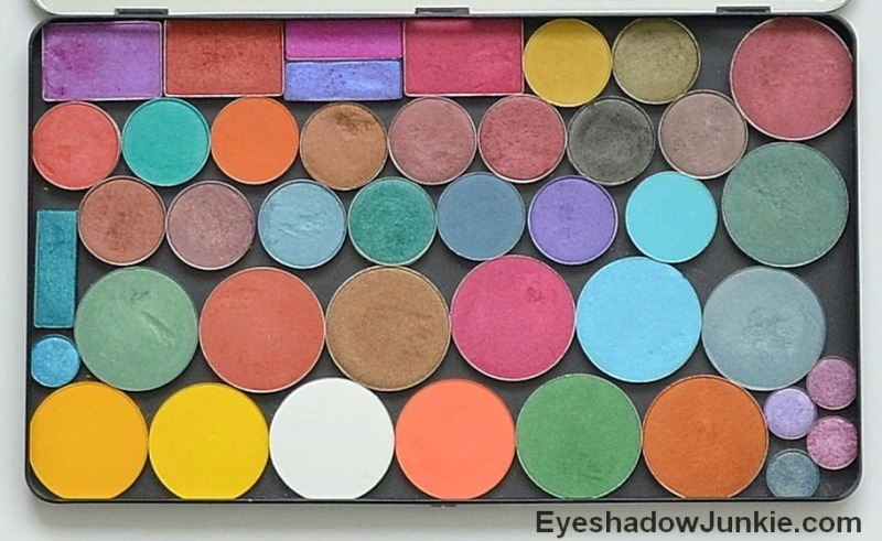 Make Up Forever Empty Magnetic Palette Eyeshadow Junkie