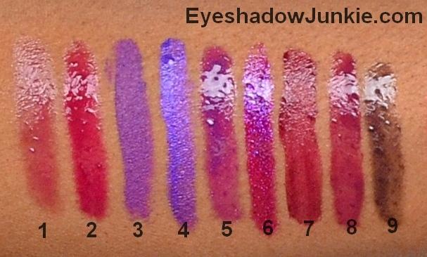 Purple Lipgloss