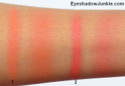 Nars PH swatch