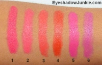 Maybelline Vivid swatch