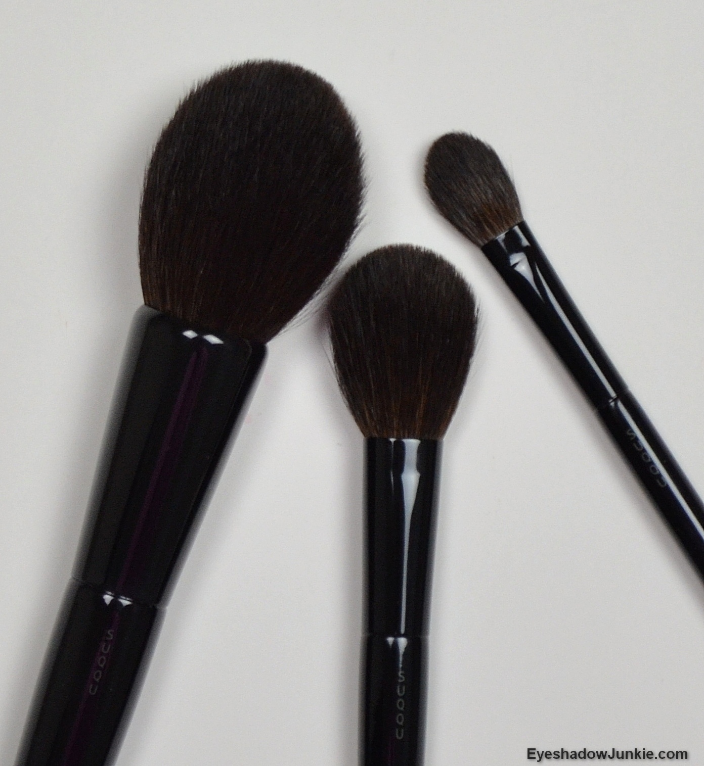 Small Eyeshadow Brush by black Up #5