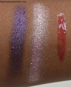 Chanel Spring 2014 swatches