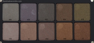 Inglot Neutral label