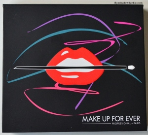 MUFE Artist Palette #2